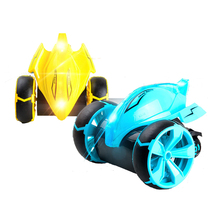 Buy 2018 New High Speed RC Car Bounce Jumping Cars Remote Control Toys Flexible Wheels 360 Rotation LED Light Stunt Car Kids Toys for $31.99 in AliExpress store