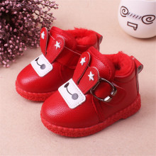 Winter Cute Bunny Baby Winter Boots For Girls Snow Boots Baby Cotton Toddler Shoes