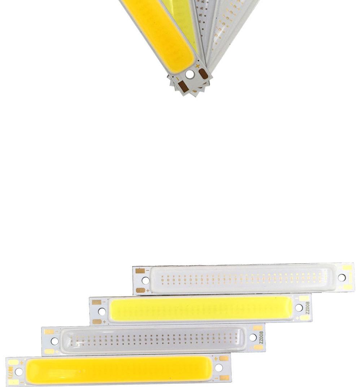 cob led strip light lamp bulb car lighting 3.7V 3w (3)