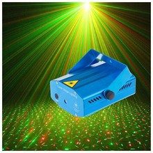 RG Mini Laser Projector DMX LED Stage Lighting Professional DJ Equipment Strobe Dance Disco Light Home Party Show Lights(China)