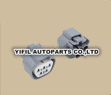 100pcs/lot 6189-0504 Sumitomo 5 Pin/Way Waterproof Female Auto Electric EVO Wiper Motor Connector Plug Housing