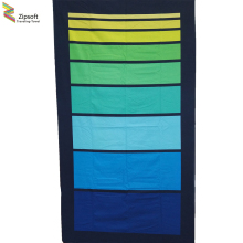 Zipsoft Large Beach towel for Adults 90*170cm travel body towel compact antibacterial quick dry water absorbent Yoga Mat Towel