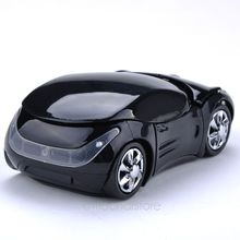 Unique Design Mini 2.4Ghz Wireless Optical Mouse Mice Car Shape USB Receiver For PC Laptop Notebook USB Receiver(China)