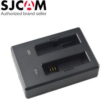 D'origine SJCAM Marque M20 Chargeur De Bureau pour M20 Batterie Dual-Slot Batterie Voyage Chargeur pour M20 Sport DV Caméra