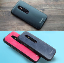 Original Cover For Motorola MOTO G3 G 3nd Gen case PU Leather Ultra-thin TPU Silicon Cell Phone Cases Back Cover shell