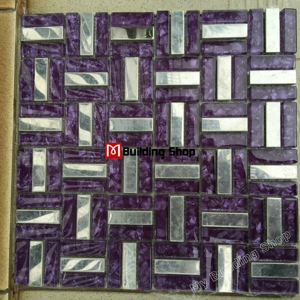 Sticky back backsplash tile