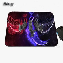 CSGO Weapons and Equipment Selection of Professional Printing Custom Game Notebook Non-slip Rubber Rectangular Mouse Pad