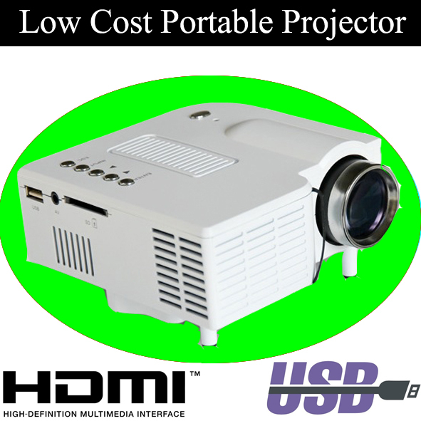AliExpress Hot Selling Product Mini LED Projector Support Portuguest English Low Cost HDMI USB Portable Projectors Home<br><br>Aliexpress