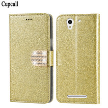 Buy Cupcall Case Sony Xperia C3 D2533 C3 Dual D2502 S55T S55u Leather Flip Cover Sony Xperia C3 Bling Cover for $3.46 in AliExpress store