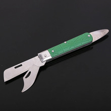 Multifunctional Grafting Cutting Tool Mini Folding Knife Seedling Orchards Budding Knife Inoculation Garden Grafting Tools(China)