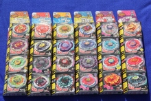 wholesale Beyblade 24 pcs Rapidity Beyblade Metal Fusion Beyblade all models mix Beyblade sets(China)