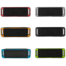 HOT Wireless Bluetooth Speaker 3.0 Compact USB Flash Stereo Super Bass FM MP3 Player Portable For Outdoor Travel Fashionable New(China)