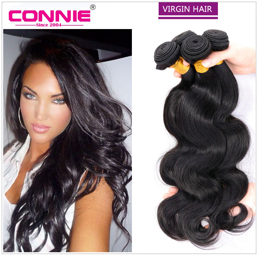 7A Buemese Body Wave Hair 4 Bundles Buemese Virgin Hair Body Wave Unprocessed Human Hair Weave Connie Hair Products<br><br>Aliexpress