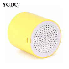 YCDC 5 Colors Wireless Bluetooth Speakers Mini Portable Speaker Smart Hands Free Speaker MP3 Palyer caixa de som +USB Cable