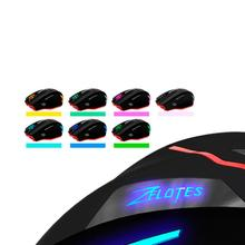 Zelotes New 2.4GHz 6D USB Wireless Optical Gaming Mouse 3200DPI Mice For Laptop Desktop PC 17May12 Dropshipping