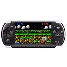 Handheld game console Retro video game machine 8GB memory 4.3 inch HD screen MP5 MP4 player With camera Dual system Speaker