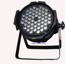 54*3W RGBW PAR LED DJ dance party stage lighting stage  par64 lighting