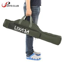 Lixada 100cm/130cm/150cm Fishing Bag Multi-purpose Foldable Fishing Rod Bags Case Sea Fishing Gear Tackle Storage Bags  Pesca