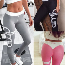 2017 Women New Style Fashion Hot Lady Leggings Skinny Fitness Fashion High Waist Trouser Leggings Women