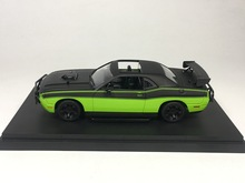 Rare 1:43 American muscle car model Alloy collection model(China)