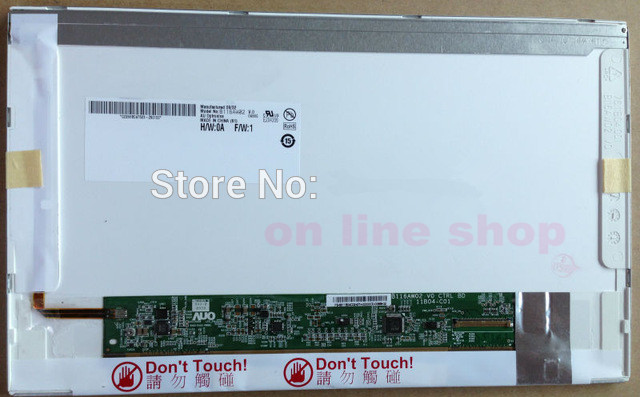 B116AW02 V.0 New HD LED LCD Screen 1024*600 <br><br>Aliexpress