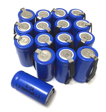 12pcs/lot AA Ni-Cd 1.2V 2/3AA 600mAH rechargeable battery NiCd charging Batteries - Blue Free Shipping