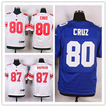 Mens 80 Victor Cruz Jersey 2017 Rush Salute to Service High Quality Football Jerseys(China)