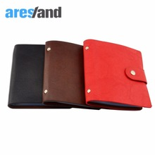 Buy Aresland 60 Cards Unisex Premium Leather Wallets Credit Card Holder ID Business Case Purse Credit Card Protector Wallet for $3.69 in AliExpress store