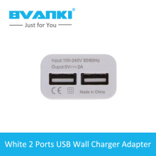 [Bvanki]10Pcs/Lot china online shopping universal EU, US Plus mobile phone quick Home charger 2A high speed phone Wall charger