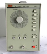 DHL Free shipping RSG17 Audio Signal Producer,100k to150Mhz Audio Generator Function Signal , HF High Frequency Signal Generator