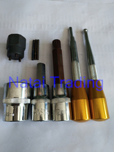 Free shipping! diesel common rail injector assemble and disassemble tool kits 6pcs for diesel injector(China)