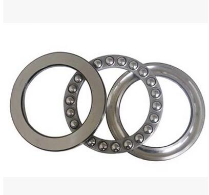 uxcell 51203 Single Direction Thrust Ball Bearings 17mm x 35mm x 12mm Chrome Steel Pack of 2