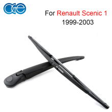 Oge 16'' Rear Wiper Arm And Blade For Renault Scenic 1 1999 2000 2001 2002 2003 Windshield Rubber Car Auto Accessories
