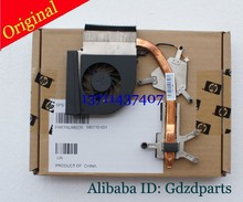 Original NEW Heatsink and Fan for HP Compaq CQ61 G61 CQ71 G71 582145-001 580719-001