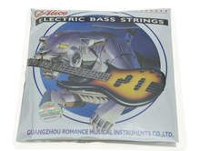 Alice Light 4 String Electric Bass Strings Bass Guitar String Nickel Alloy Wound .040-.095(China)