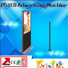 Waterproof outdoor p5 led display screen WIFI led advertising display machine also supply p3 p4 p6 led advertising display(China)