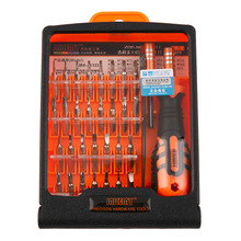 JAKEMY JM-8101 32 in 1 Precision Screwdriver Set Disassemble Laptop Phone Popular Pull Kit Set  Laptop Accessories