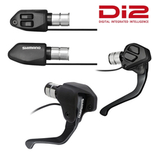 SHIMANO ULTEGRA DI2 ST-6871 Shift Lever 2*11S 22s R600 bicycle bike Brake lever 6871 TT/Triathlon Dual Control - WEIEN Store store