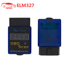 ELM327 OBD2 Scanner HH Hardware V1.5 Software V2.1 Bluetooth  Multi-Langugae OBDII CAN-BUS Works ON Android Torque/PC