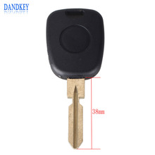 Dandkey Car Key Cover Replacement Key Case Auto Transponder Key Shell With HU64 Key Blade For Mercedes For Benz(China)