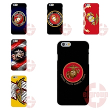 Soft TPU Silicon Art Print Cover Case Usmc Marines Marine Corps Proud Us For Samsung Galaxy A3 A5 A7 J1 J2 J3 J5 J7 2016 2017