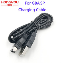 10Pcs USB charger Lead for Nintendo DS NDS GBA SP Charging Cable Cord for Game Boy Advance SP(China)