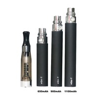 Hot cheapest EGO t ce5 vaporizer gift bag atomizer vape e liquid Electronic Cigarette kit e-cigarettes hookah pen case shisha