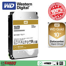 Western Digital WD Gold 10TB 10 T hdd sata 3.5 duro interno internal hard disk harddisk hard drive disque dur desktop hdd server