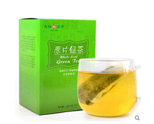 promotion whole leaf green tea 36g original flavor fashion tea bags fresh aroma delicious best tea gift C221