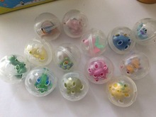 12pcs no repeat 25mm Japanese anime Yokai Watch Squinkies Action figure Dolls Mini empty capsules For Vending Yo-kai Watch