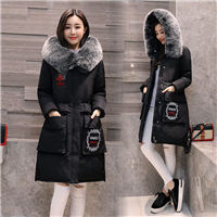 2018-New-Fashion-Women-Large-Fur-Collar-Hooded-Coat-Warm-Parkas-Mid-Long-Winter-Jacket-High