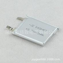 Game batteries MP4 lithium battery tachograph manufacturers supply 3.7V lithium polymer battery(China)