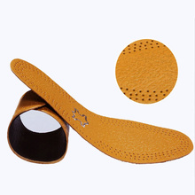 new antibacterial active carbon leather shoes pad antiperspirant breathable sweat absorbing summer thin anti-odor insole