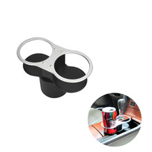 Car Universal Between Seat Dual Water cup Drinks Holders Accessories Supplies Gear Items Stuff Products